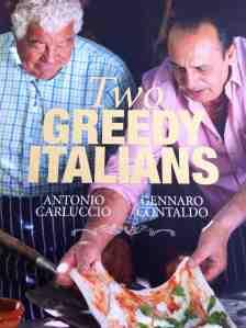 2 greedy Italians