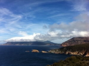 Cape Tourville view
